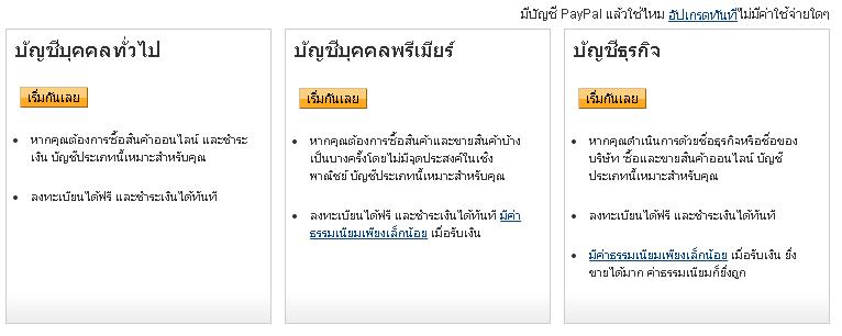 Paypal Adressänderung